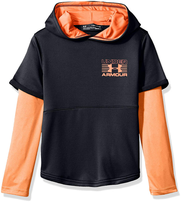 Under Armour Boy's Train to Game Hoodie