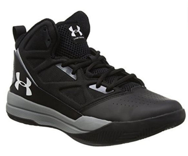 43789a6bba91 Under Armour Men s Jet Basketball Shoes -Black-