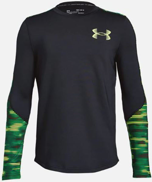 Under Armour Men's ColdGear Mock Tee
