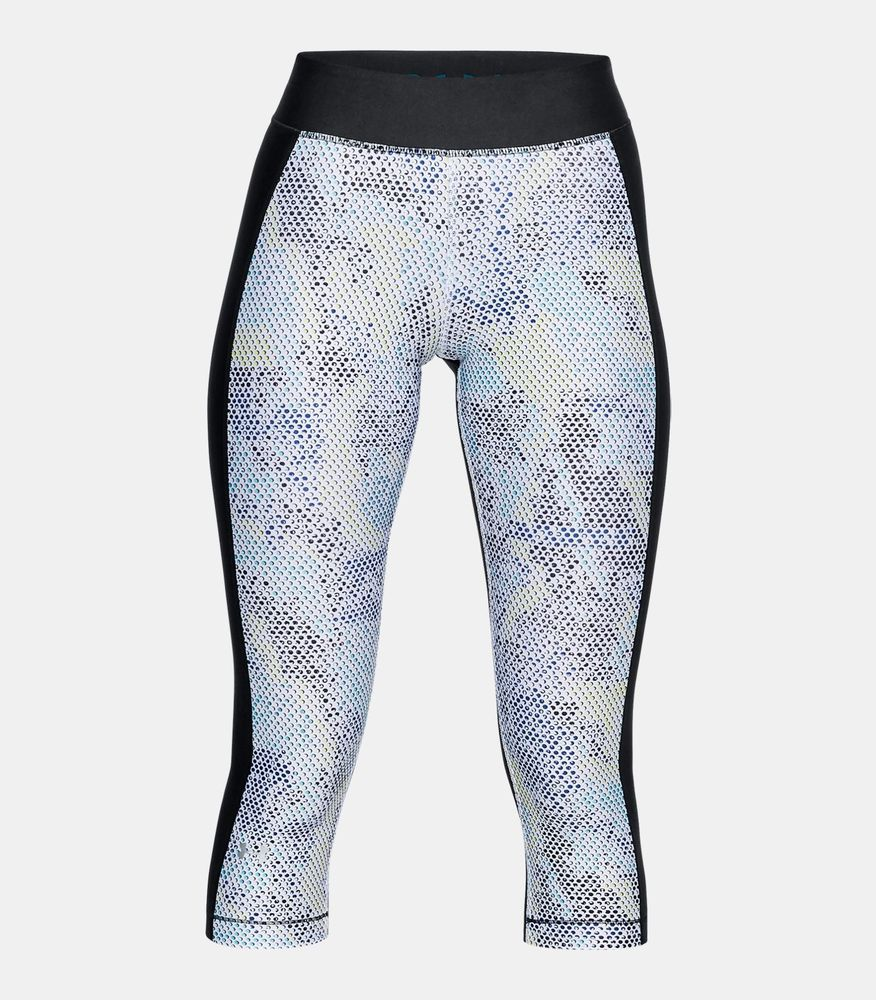 ad22a25e8b Under Armour Women's HeatGear Capri – Herb Philipson's