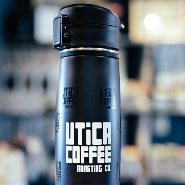 Utica Coffee Travel Mug
