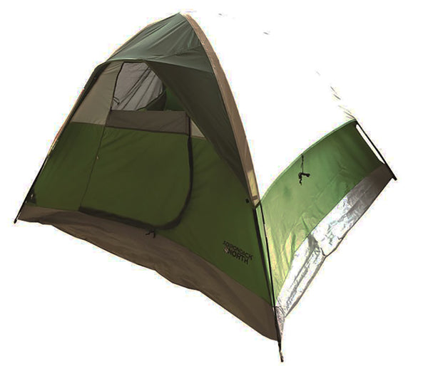 Adirondack North 4 Person 9 x 7 Dome Tent