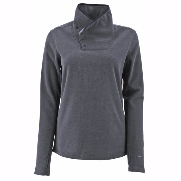 White Sierra Women's Blacktail Fleece Pullover