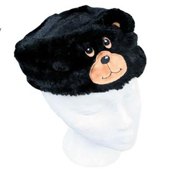Wilcor Youth Lined Bear Hat