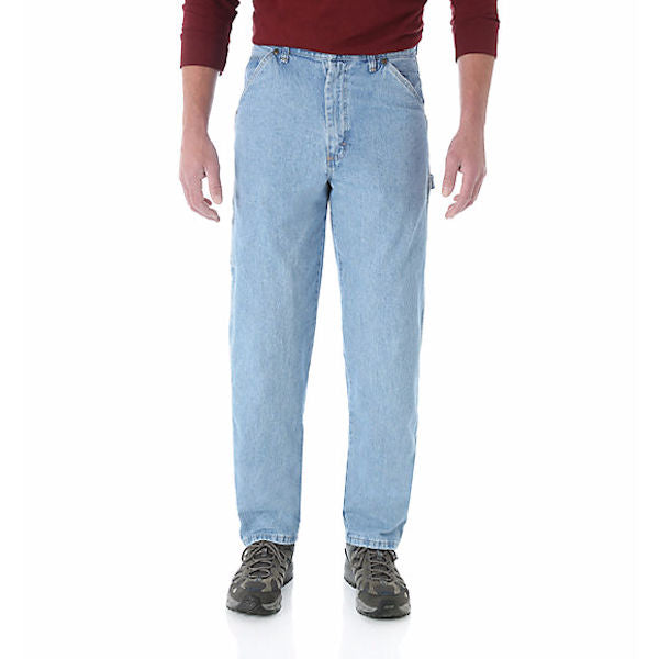 Wrangler Men's Rugged Wear Carpenter Jeans