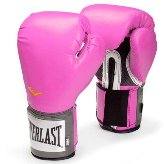 Everlast Women's Pro Style Training Gloves 12oz Pi