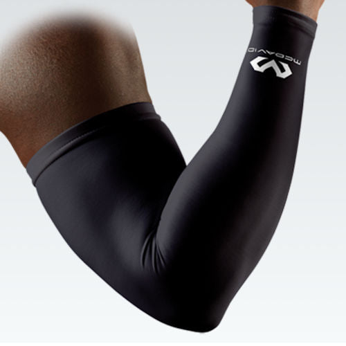 McDavid Compression Arm Sleeve -Black-