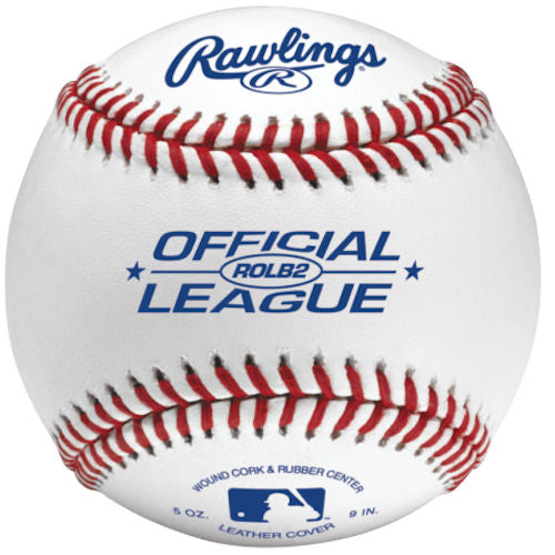 Rawlings Official Baseball - ROLB2