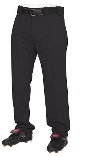 Rawlings Baseball Pant Long Youth -Black-
