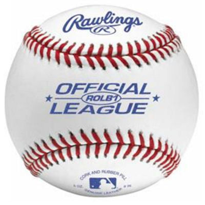 Rawlings ROLB1 Baseball Leather Official League