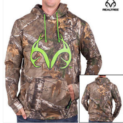 Realtree Men's Maple Hoodie