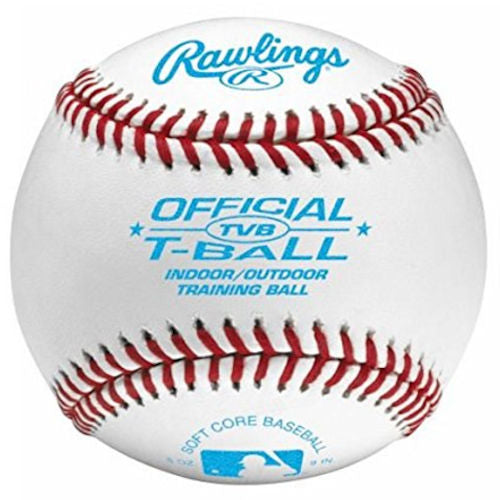 Rawlings Soft Practice T-Ball Baseball