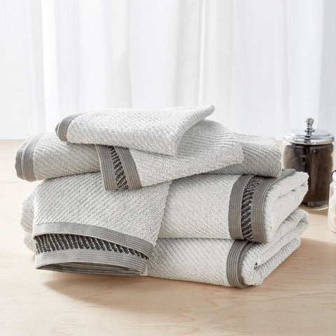 Refresh bamboo charcoal towel stack