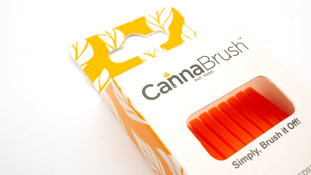 CannaBrush Trimming Brush