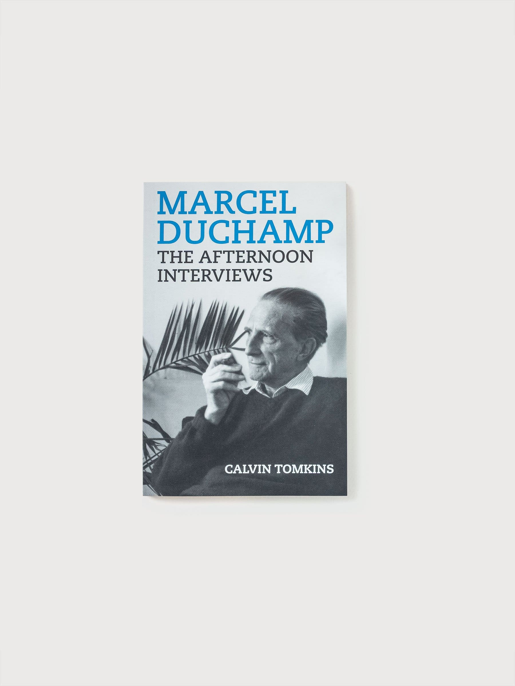 Buck Mason - Marcel Duchamp: The Afternoon Interviews