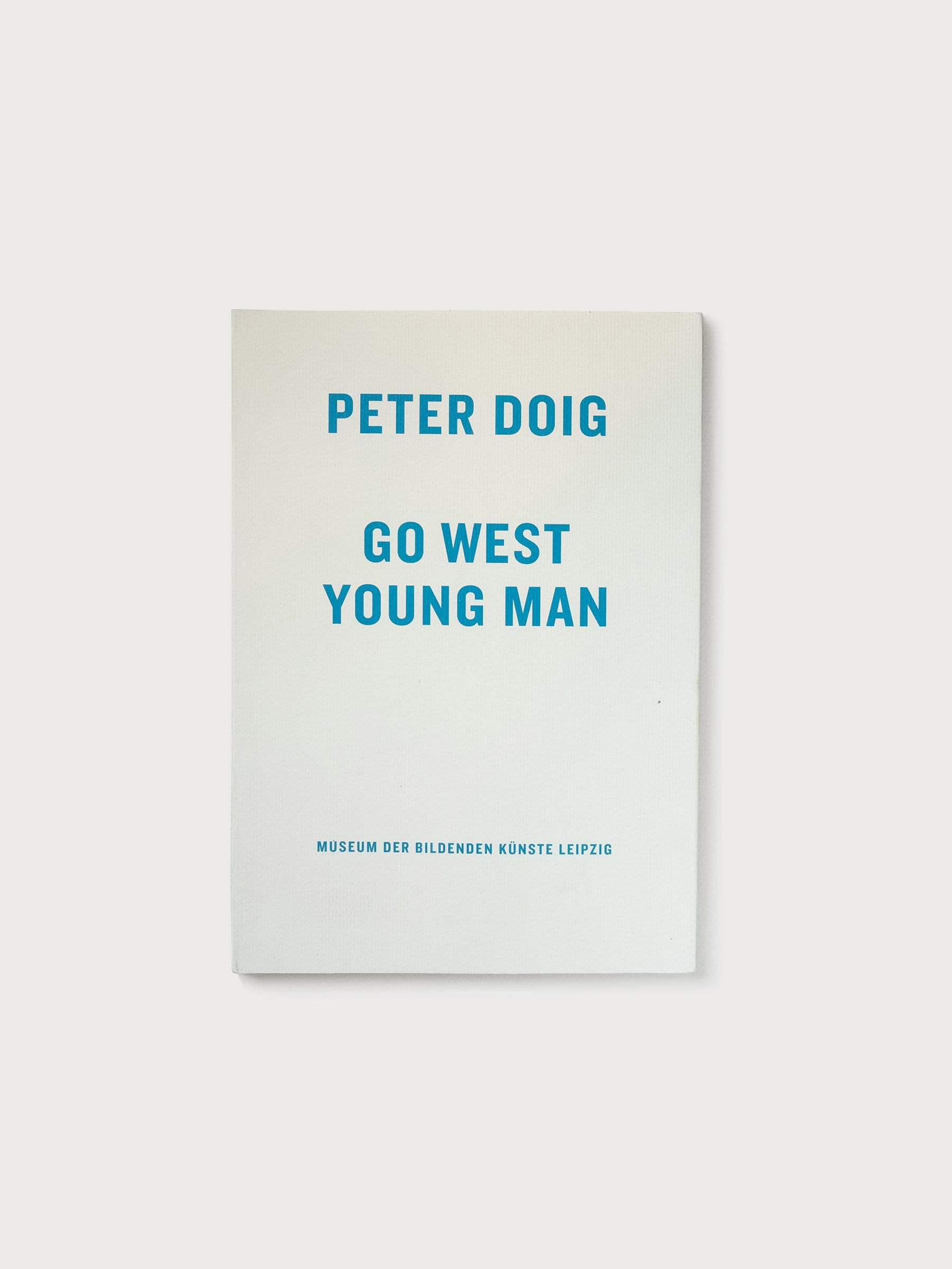Buck Mason - Peter Doig Go West Young Man