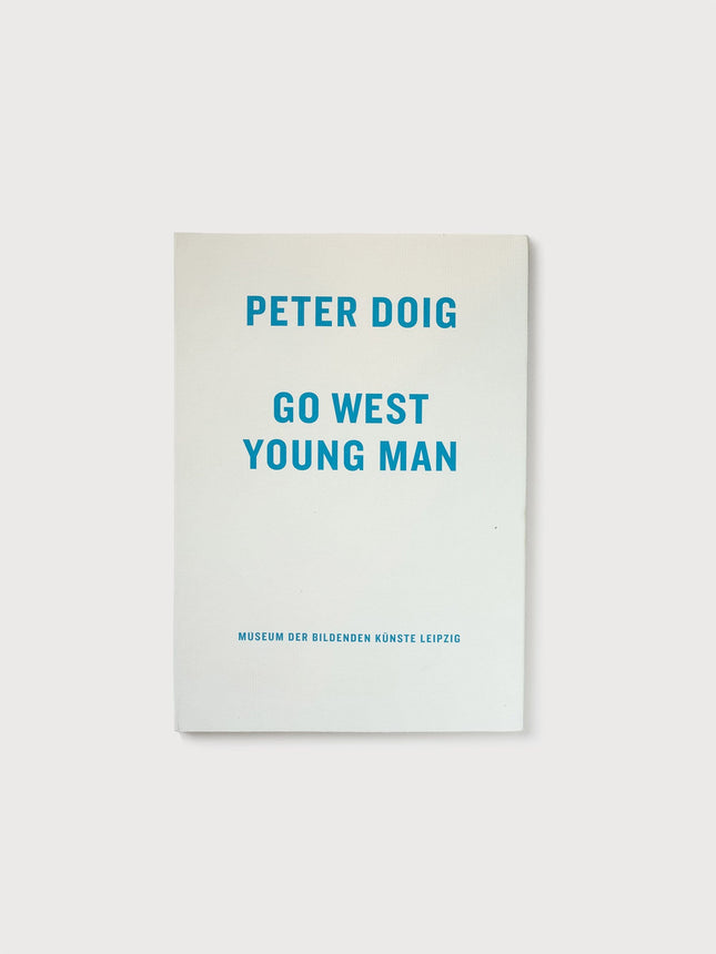 Peter Doig Go West Young Man