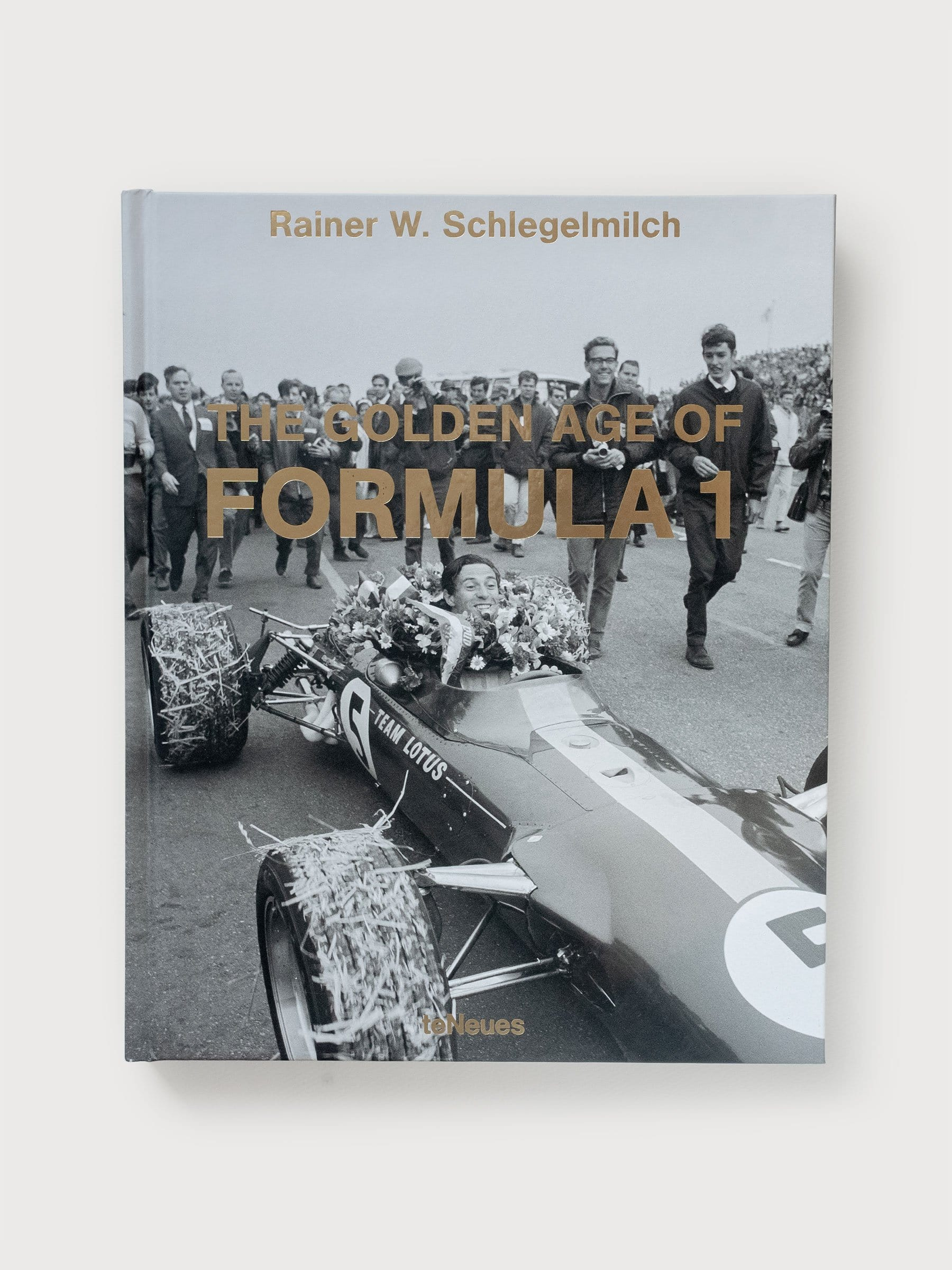 Buck Mason - The Golden Age of Formula 1