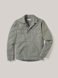 Army Bunker Twill Field Jacket