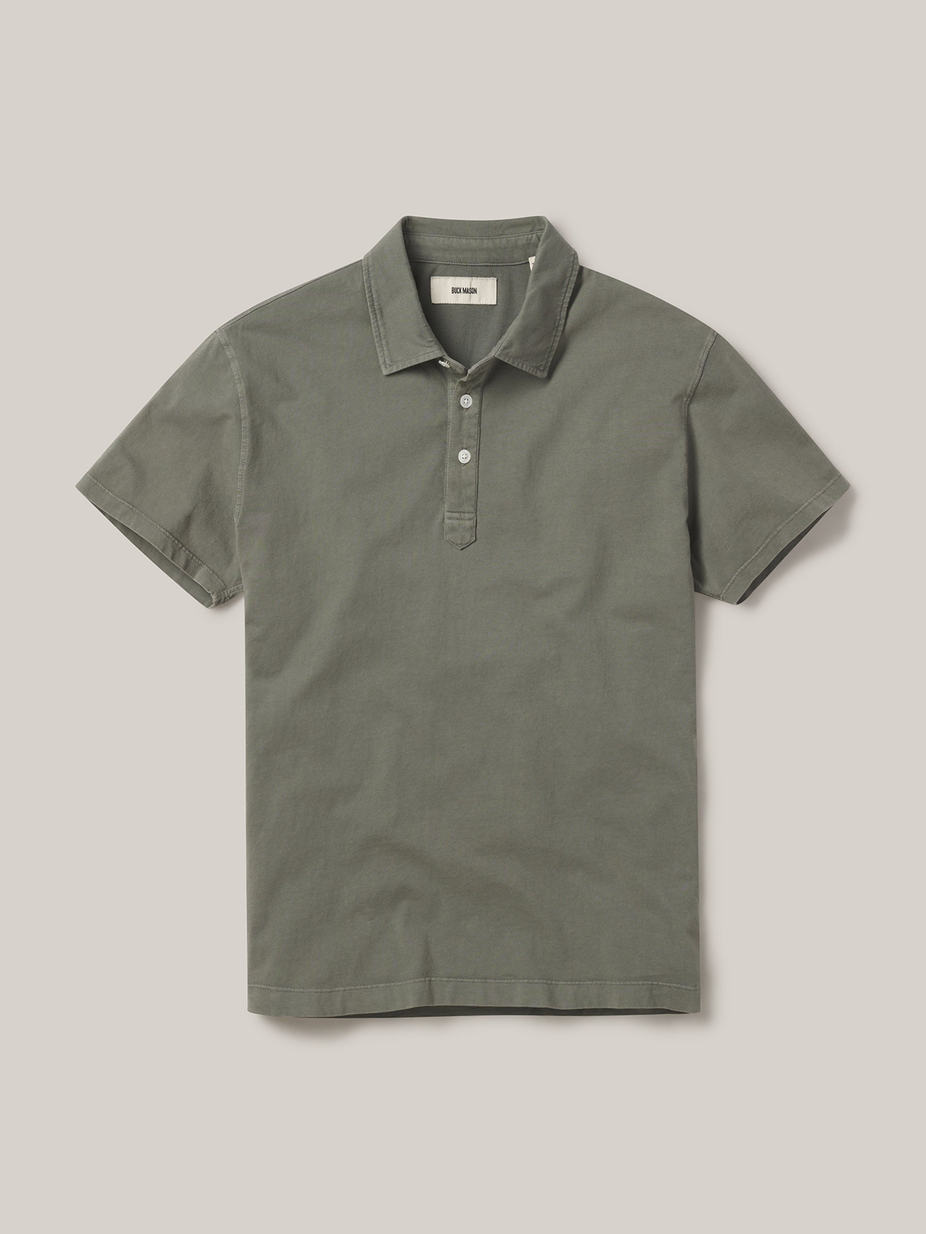 Castor Venice Wash Sueded Cotton Polo