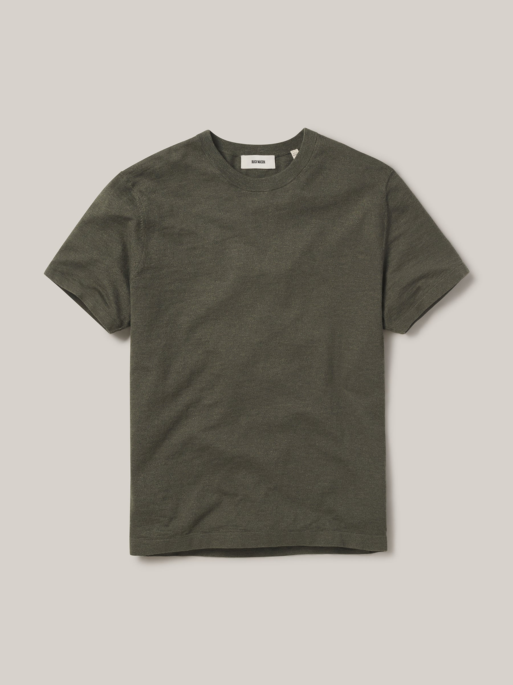 Drab Avalon Knit Classic Tee
