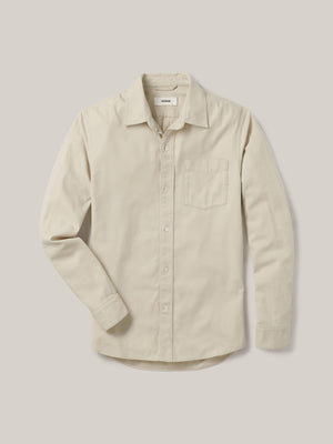 Fieldstone Draped Twill One Pocket Shirt