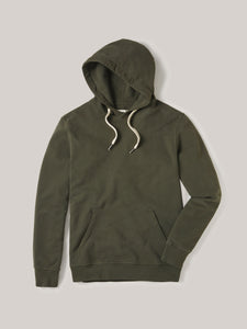 Glade Venice Wash Brushed Loopback Hooded Sweatshirt