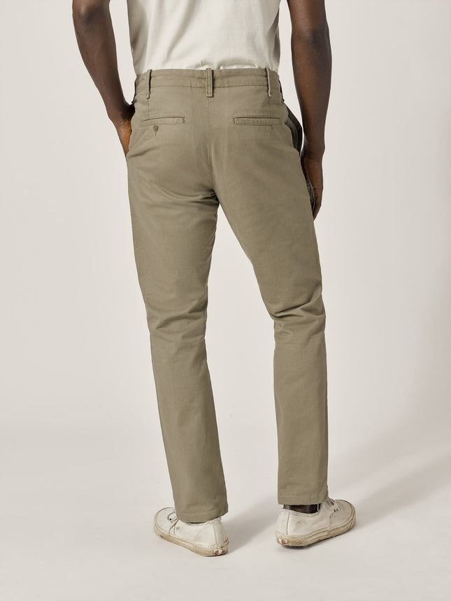 Buck Mason - Khaki Slub Twill Officer Pant