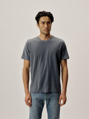 Midnight Venice Wash Tough-Knit Classic Tee