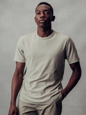 Oyster Venice Wash Tough-Knit Classic Tee