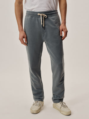 Seal Venice Wash Brushed Loopback Trouser