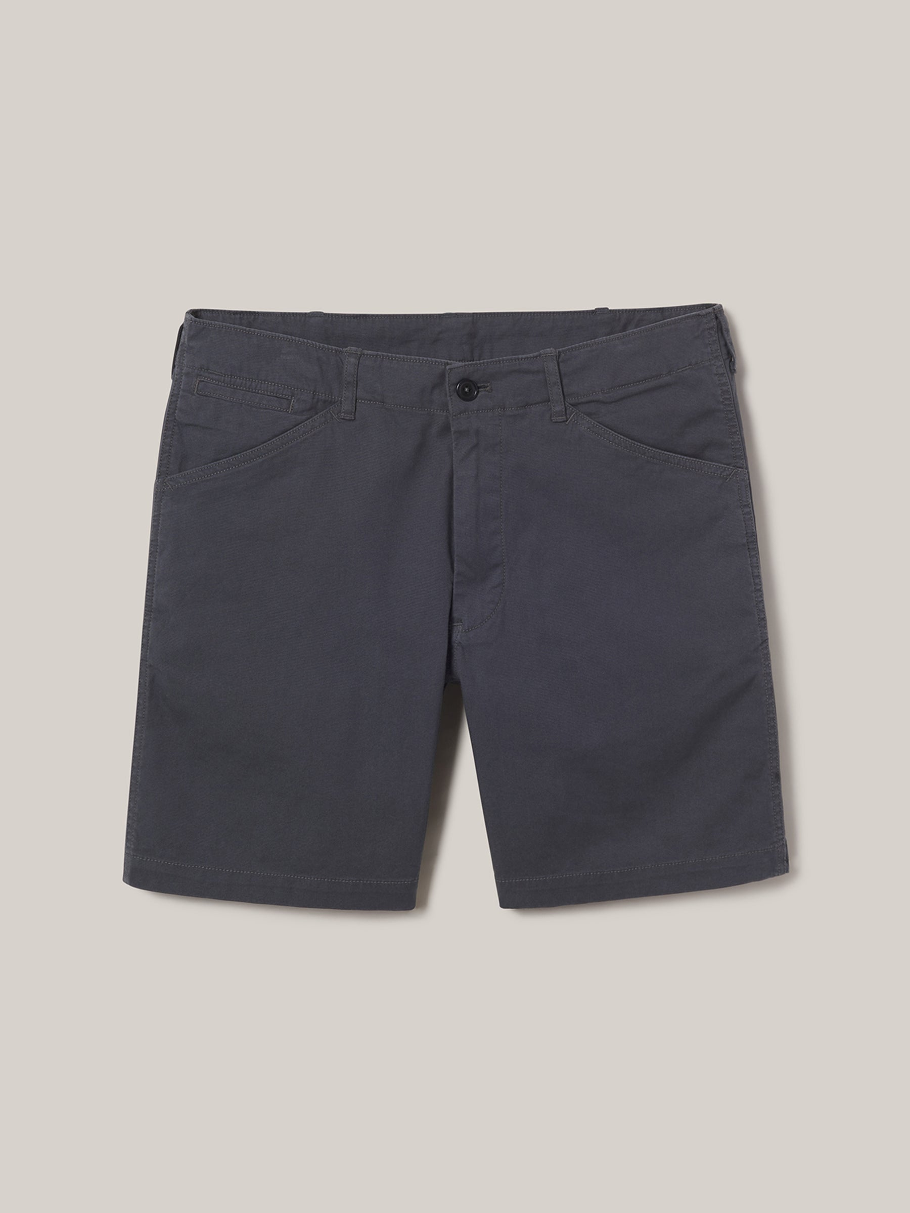 Anchor Mojave Wash Vintage Canvas 8 Inch Walk Short