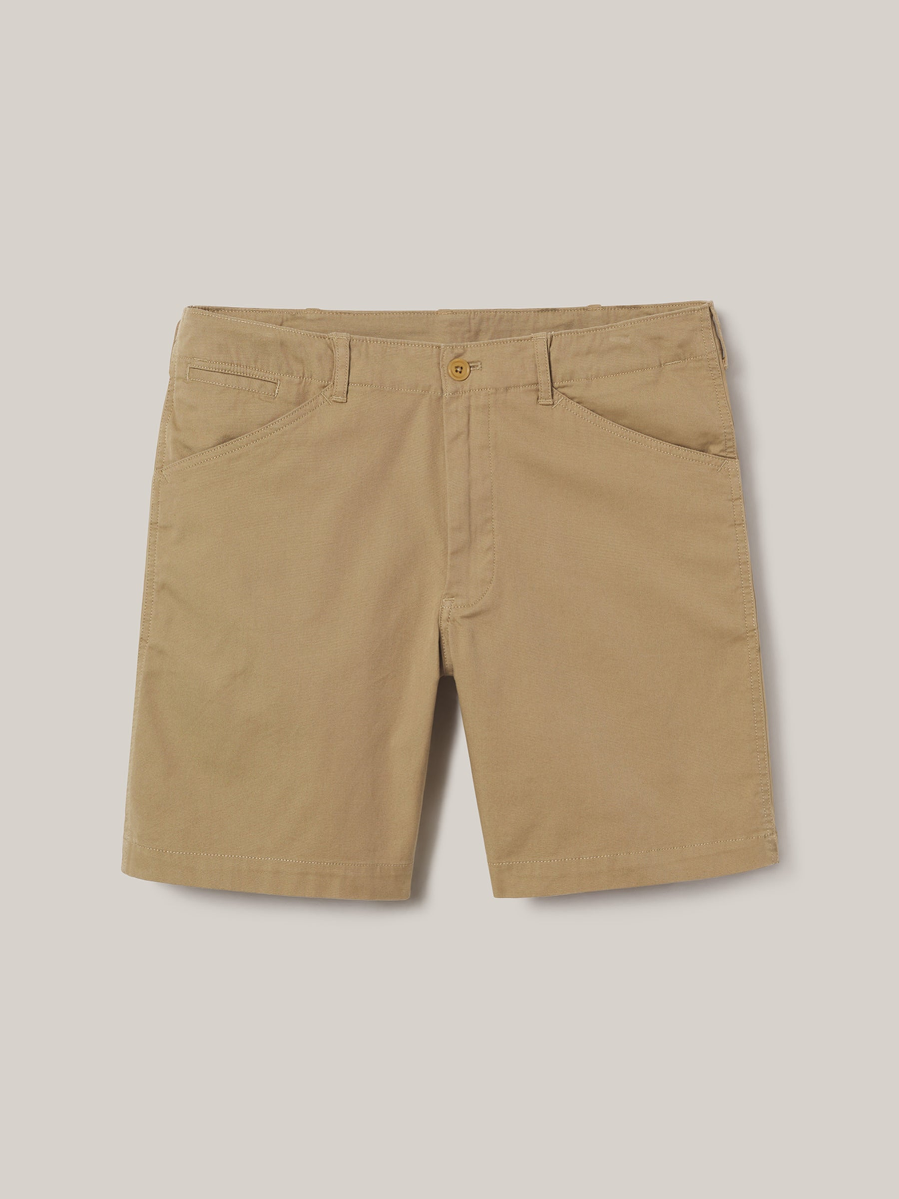 Willow Mojave Wash Vintage Canvas 8 Inch Walk Short
