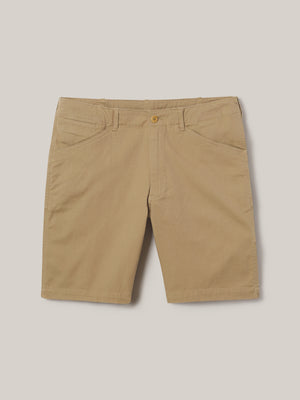 Willow Mojave Wash Vintage Canvas 9.5 Inch Walk Short