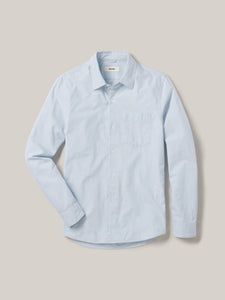 Windsor End-on-End Wornwell One Pocket Shirt