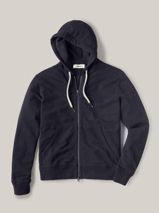 Storm Venice Wash Brushed Loopback Full Zip
