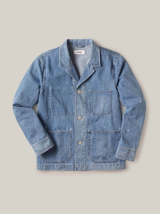 L007 Denim Chore Jacket
