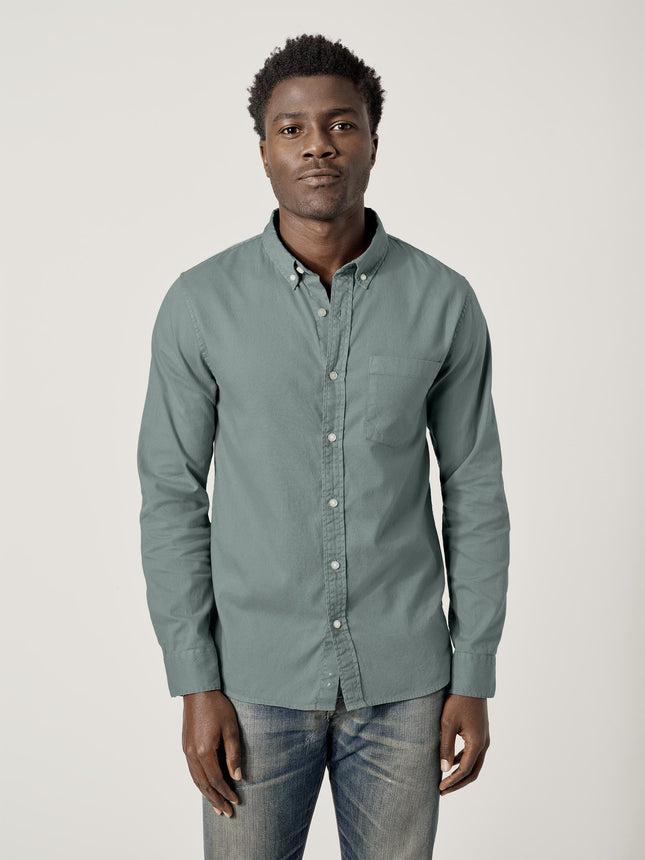 Lake Perfect Oxford One Pocket Shirt