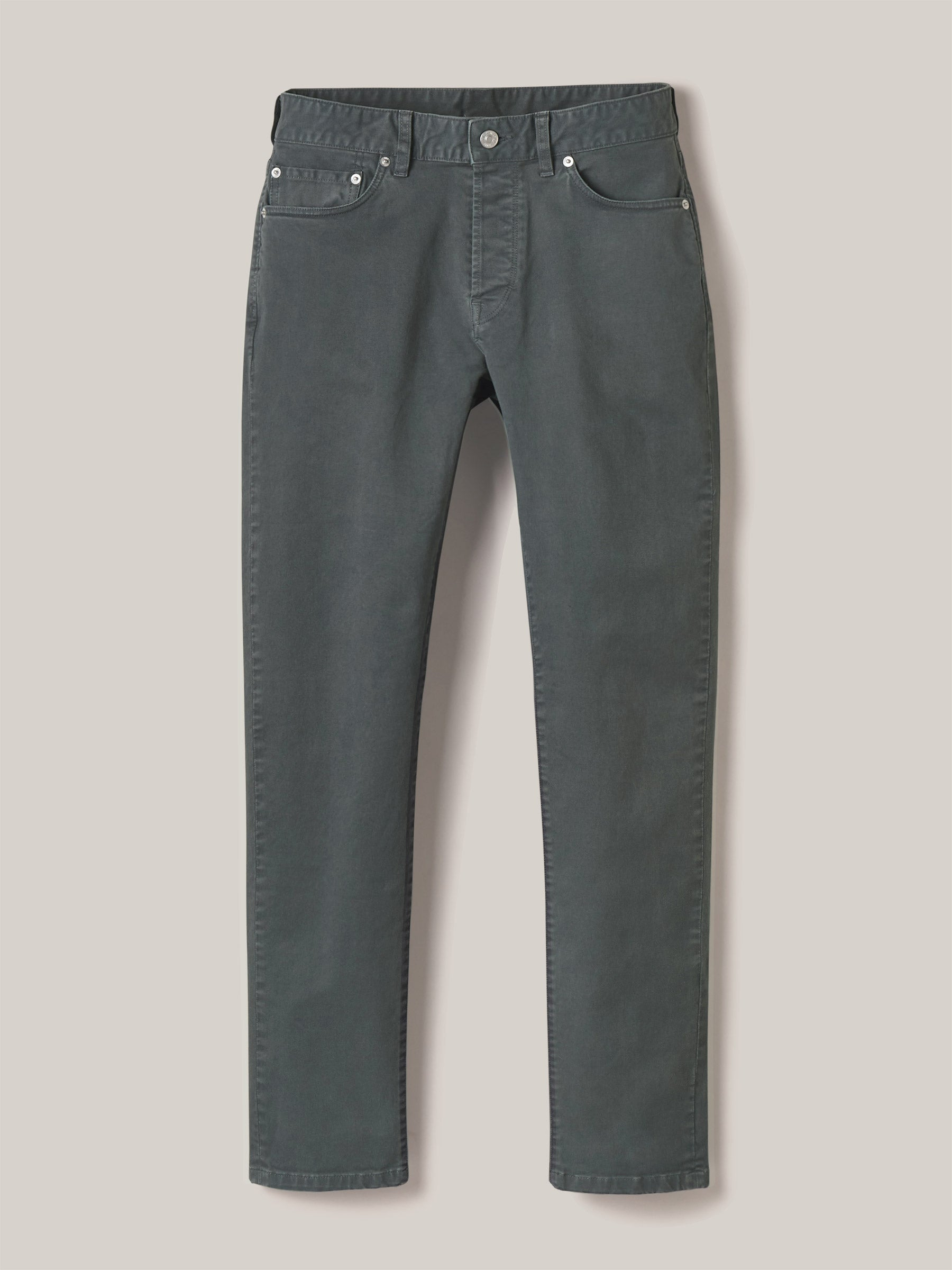 Buck Mason - Slate Harbor Twill Maverick Slim Jean