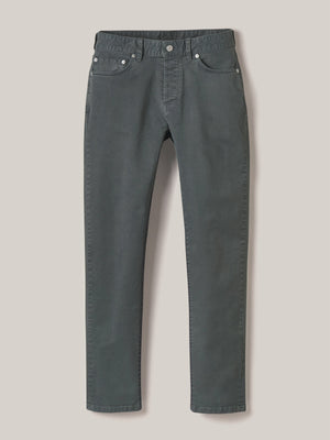 slate Harbor Twill Maverick Slim Jean