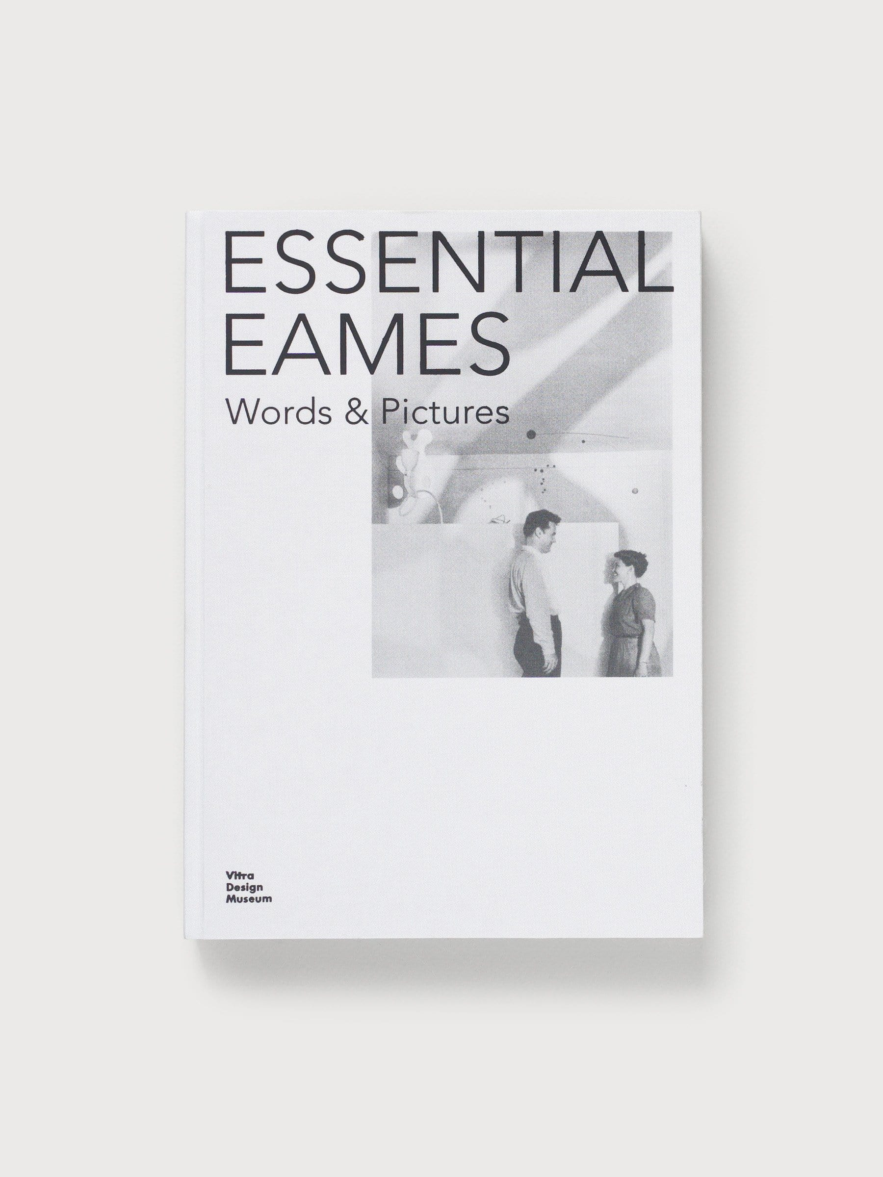 Buck Mason - Essential Eames: Words & Pictures