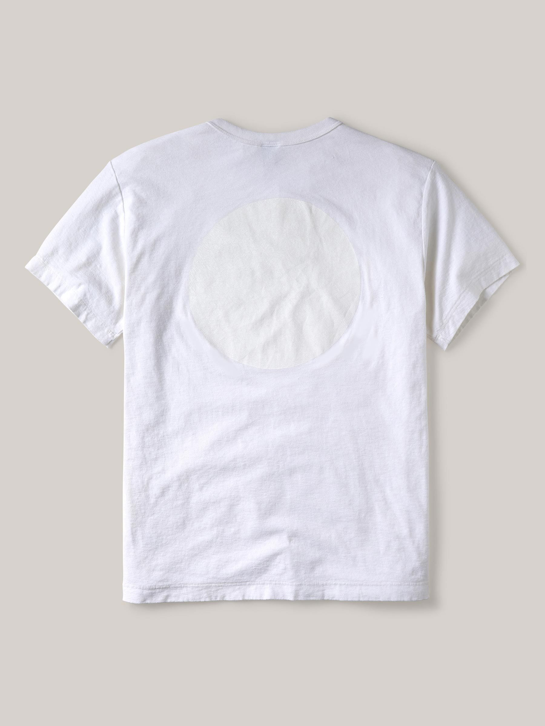 Buck Mason - Natural Fast Times Loop Cotton Vintage Tee