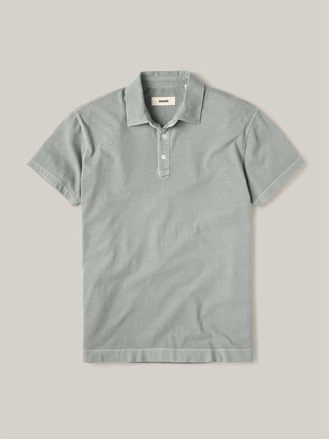 Hampton Venice Wash Sueded Cotton Polo