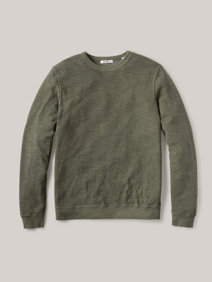 Pike Venice Wash Lightweight Double Slub Sweatshirt