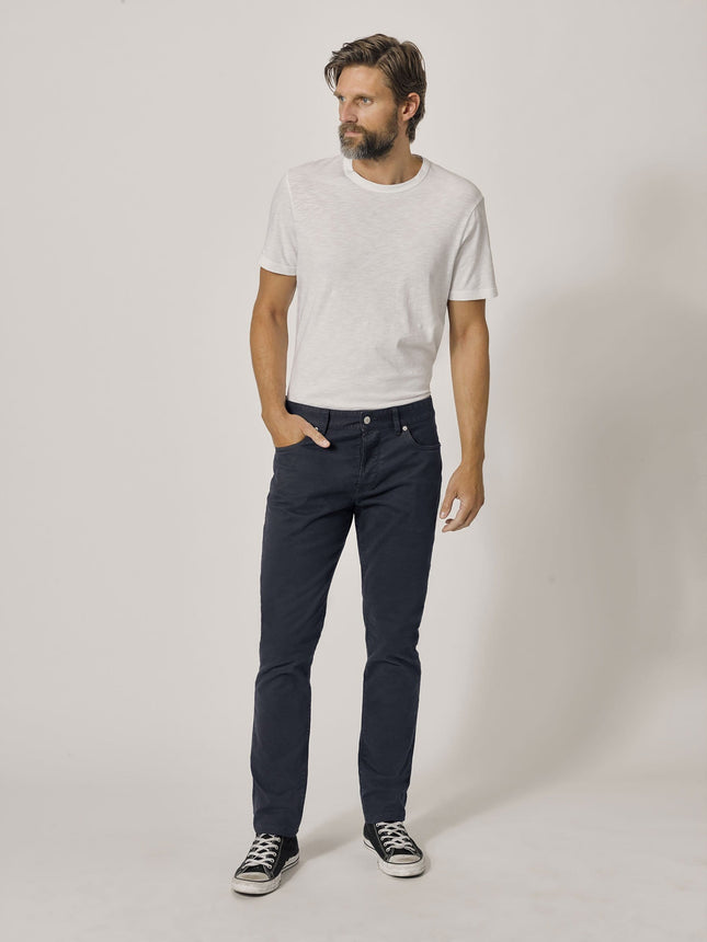 Navy Harbor Twill Maverick Slim Jean