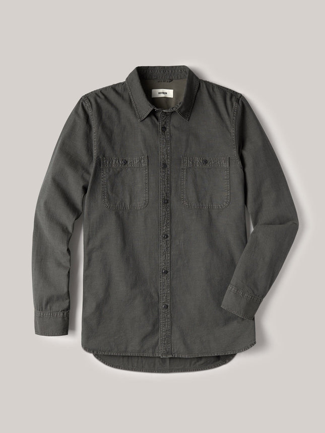 Tahoe Chambray Work Shirt