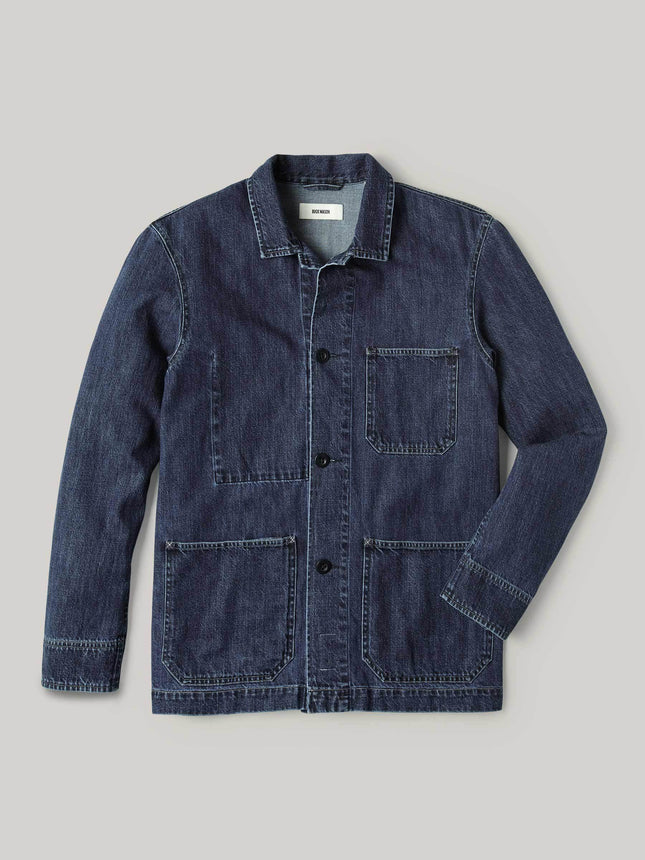 M006 Denim Chore Jacket