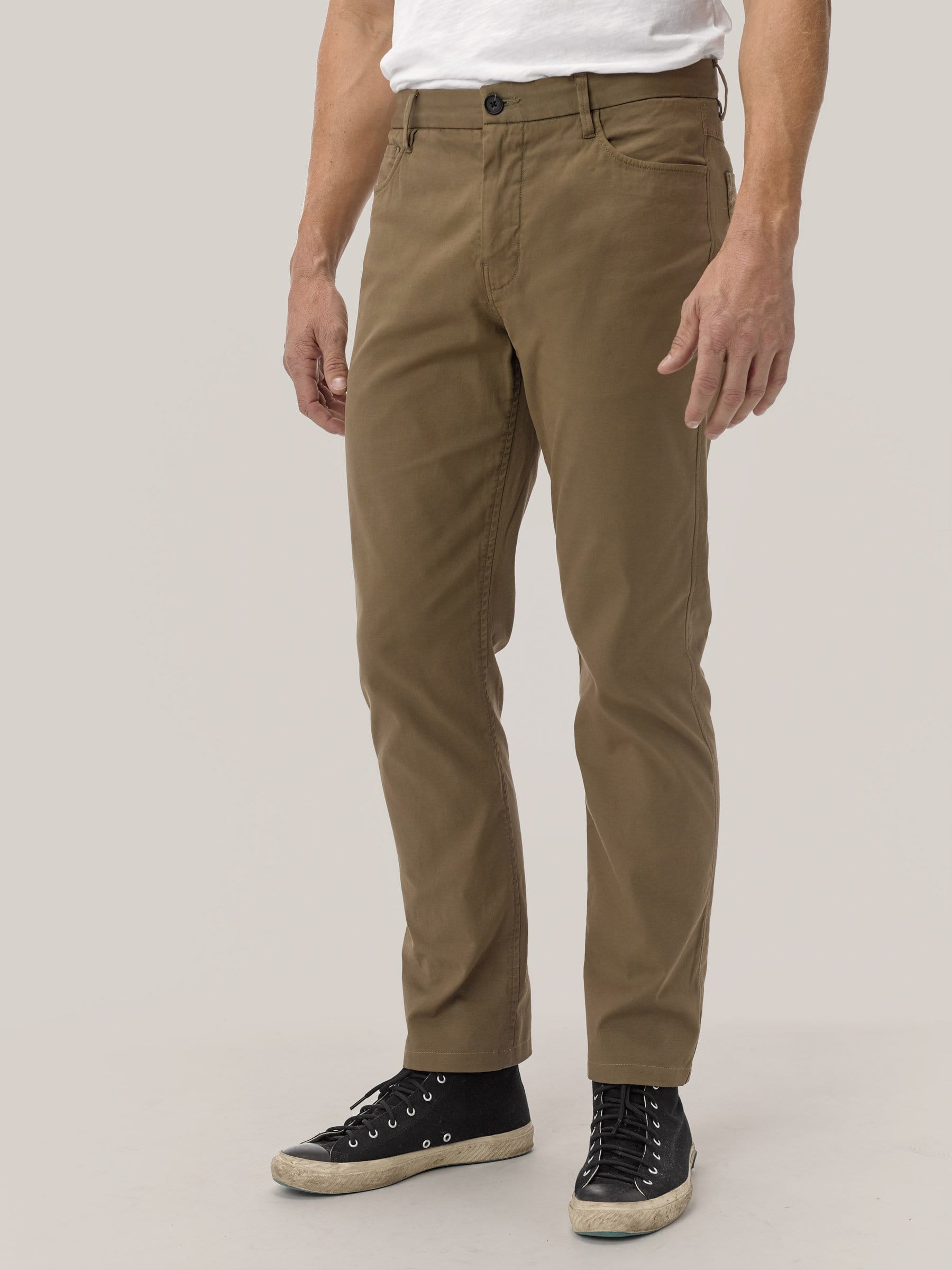 Buck Mason - Elm Vintage Canvas 5-Pocket Pant