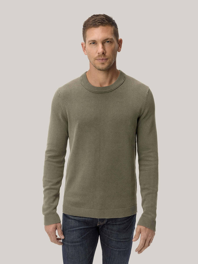 Hunter Vintage Dyed Cotton Traveler Sweater