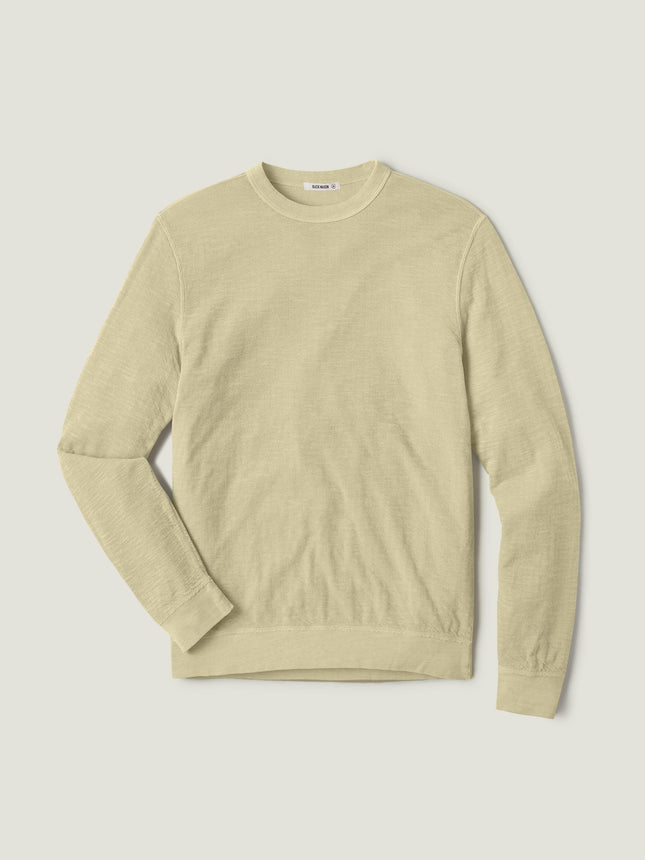 Loma Venice Wash Lightweight Double Slub Sweatshirt